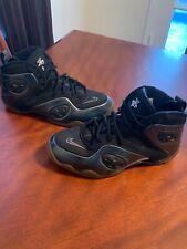 Nike Men's Air Zoom Rookie Basketball Shoes -Black Sz 8.5