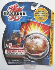 Bakugan RATTLEOID Battle Brawlers Brown Tan Subterra B2 New in Package 2009