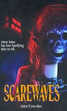 Scarewaves VHS Camp Motion Pictures Henrique Couto Limited to 100 uncut