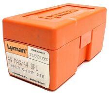 Lyman #7153105 44Mag/ 44 Spl Taper Crimp Die (#4431)
