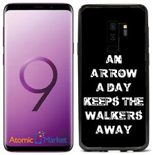 An Arrow Aday Keeps The Walkers Away For Samsung Galaxy S9 Plus + 2018 Case Cove
