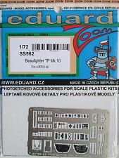Eduard 1/72 SS562 Colour Zoom etch for Airfix Beaufighter TF Mk.X kit