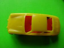 70er Jahre - Gelber Porsche 911 T Coupe - 60 mm