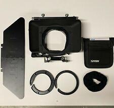 Tilta 4x4 MB-T05 Swing away 15mm with Tiffen 1/4 Black Pro Mist 4x4 Filter