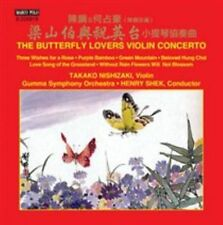 Butterfly Lovers Violin Concerto (2015)