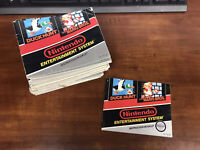 [*MANUAL ONLY*] Super Mario Bros. / Duck Hunt (Nintendo NES) *NO GAME - NO BOX*