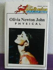 OLIVIA NEWTON JOHN Physical  CASSETTE TAPE INDONESIA ~ IMPORT