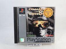 COMMAND & CONQUER PLAYSTATION 1 2 3 PS1 PS2 PS3 PAL ESP ITA ITALIANO COMPLETO