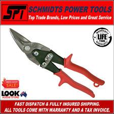 Snips Tin Aviation Cut Left Metal Wiss Sheet 248mm Hand Tool Red Postage
