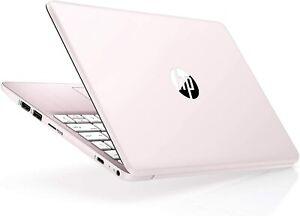 """HP Stream Laptop 11-ak0260ng 29,46cm(11,6"""") Celeron N4020 4GB RAM 64GB Pink -NEU"""