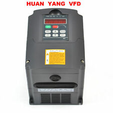 4KW 380V 5HP Frequenzumrichter Variable Frequency Drive Inverter VFD Huan Yang