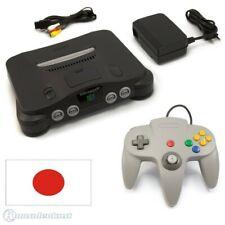 N64 / Nintendo 64 - Konsole + Controller + Zub. JAP sehr guter Zustand