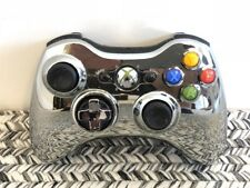 Xbox 360 Chrome Silver Limited Edition Controller