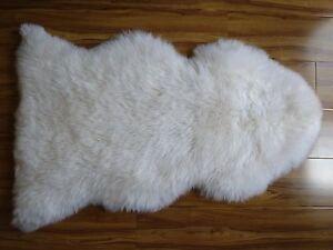 Australian/New Zealand Luxury Genuine Sheepskin Lambskin Rug
