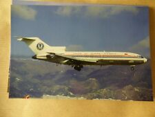 UNION OF BURMA AIRWAYS  B 727-193  XY-ADR  /   COLLECTION VILAIN N° 294