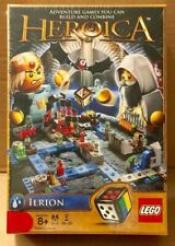 Brand new Lego Heroica Ilrion Box Board game  3874 (never opened box)