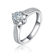 Modeschmuck-Ringe aus Stein mit Kristall