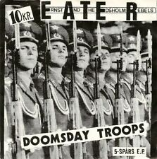 Ernst and the Edsholm Rebels E.A.T.E.R. Doomsday Troops 5 spars ep