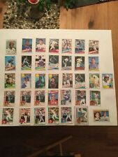 Lot Of 36 Baseball Cards Topps '84 & '85 Misc.