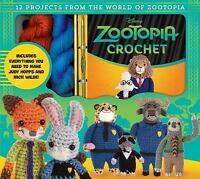 Zootopia Crochet by Galusz, Kati in New