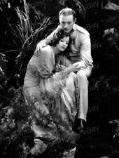 8x10 Print Greta Garbo Conrad Nagel  Mysterious Lady 1928 #GG118