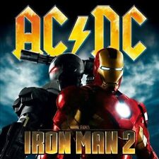 AC/DC- Iron Man 2 *Deluxe Edition*  [Original Motion Picture Sndtk](CD, 2 Discs)