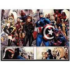 MARVEL Comics Numbered Limited Edition Fear Itself (2) Canvas Art