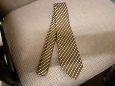 Littlewoods Polyester Brown Tie