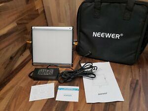 Neewer 480 LED Dimmable U Bracket Panel Video Light NL480