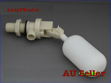 """1/2"""" Float Valve for Water Trough Horse Cattle Auto Filler HydroLogic Tanks"""