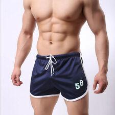Men Summer Beach Running Jogging Board Fitness Short Pant Gym Sports Shorts 67UK