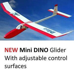 DINO Model Glider Kit, Multi-Purpose Glider, Easy Build, perfect chuck glider