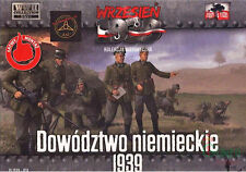 First to Fight 018 Dowództwo niemieckie 1939
