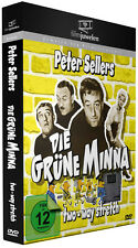 Die grüne Minna - mit Peter Sellers (Two-Way-Stretch) - Filmjuwelen DVD