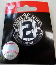 "Derek Jeter ""Captain"" Pin"