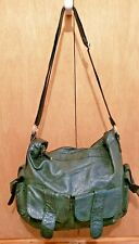 ICING Black Quality Leather Hand Bag - One Owner  Beautiful Condition