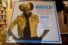 HUSTLE! Reggae Disco Kingston London New York 3xLP sealed vinyl + download
