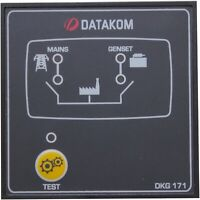 Datakom DKG-171 GENERATOR/MAINS AUTO TRANSFER SWITCH CONTROL PANEL (ATS)