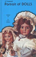 Vintage Dolls Rag Composition Artist Modern Reproductions Etc. / Scarce Book