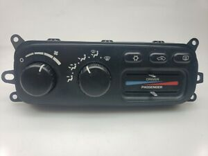 2002 2003 2005 Dodge Ram 1500 2500 AC Heater Temperature Climate Control Unit