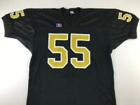Vintage Russell Athletic NFL Seau 55 San Diego Chargers XL Jersey Football Black