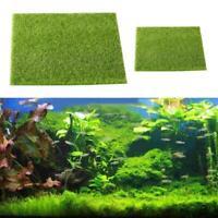 Artificial Fish Tank Plant Landscap Water Aquatic Aquarium Fake Grass Decor F0B7