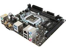 MSI GAMING PRO AC LGA 1151 Intel B150 HDMI SATA 6Gb/s USB 3.1 Mini ITX Int
