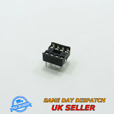 8 Standard Pin IC Chip Socket Integrated Circuit Low Profile DIP-8