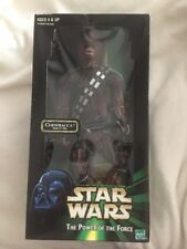 Star Wars The Power Of The Force 13in Chewbacca NIB