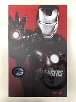Hot Toys MMS 185 Iron Man 2 Mark VII vii 7 Tony Stark (Special Version) NEW