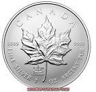 CANADA $5 1oz FINE SILVER COIN WITH ANA PRIVY MARK - SILVER MAPLE LEAF - 2014