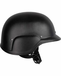 Military M88 Black Tactical Training Helmet