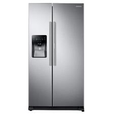 Samsung Rh25H5611Sr 24.7 cu ft. Side by Side Refrigerator Stainless Steel