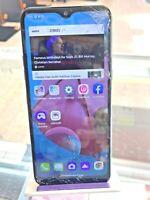 LG K51 - 32GB - Black - (MetroPCS By Tmobile) - Clean IMEI - Cracked